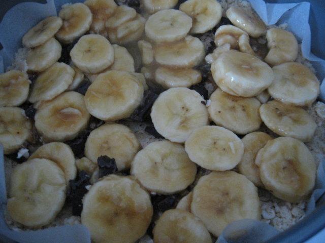 Reseptikuva: Banaani -suklaapaistos 4