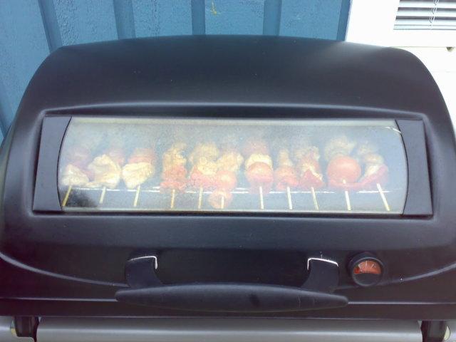 Herkulliset grillivartaat:P