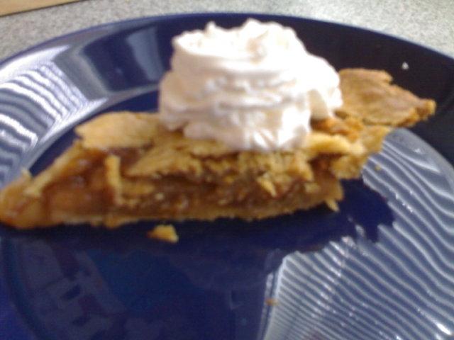 Classic Apple pie 3