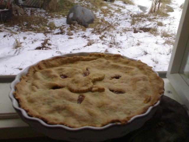Classic Apple pie 1