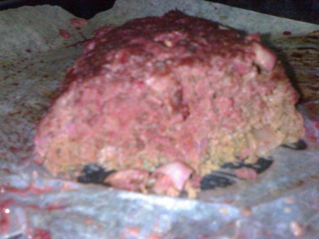 punainen lihamureke 1