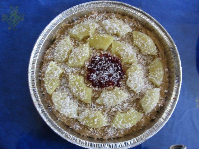 Banaani-ananaspiiras 2
