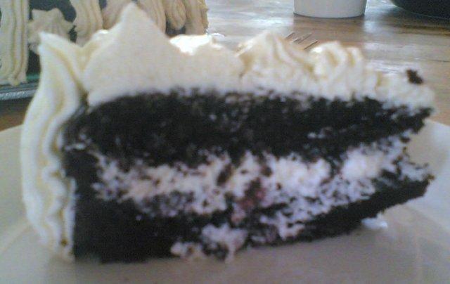 Amerikkalainen suklaakakku