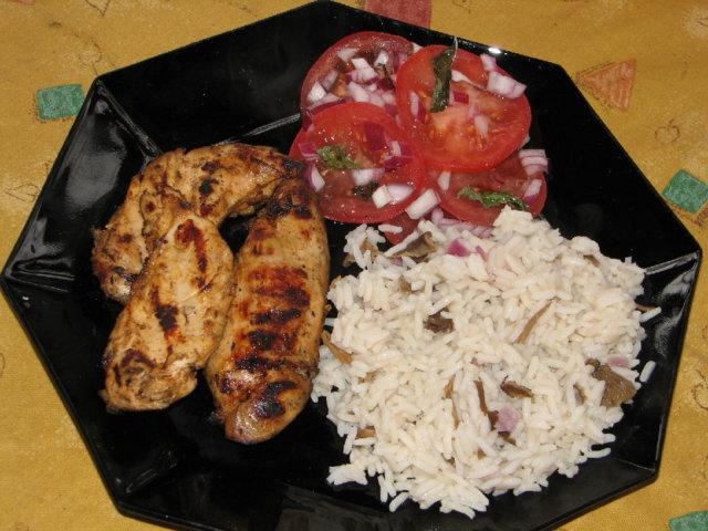 Chicken Tikka 1