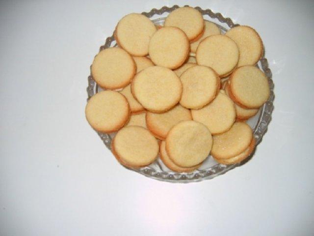 Reseptikuva: Herrasväen pikkuleivät II 1