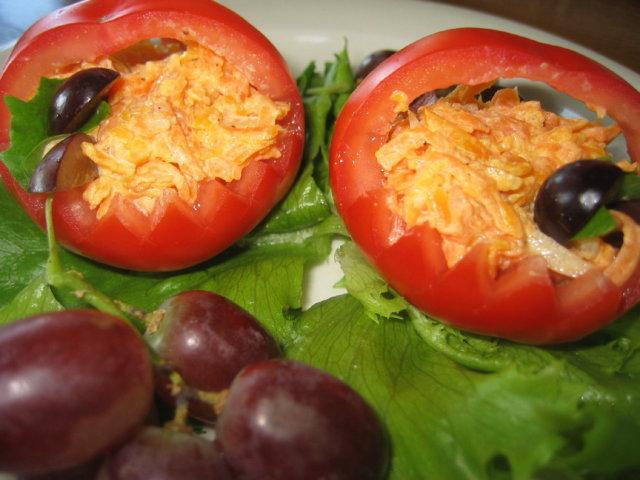 Reseptikuva: Porkkana-sipuli-majoneesisalatti 1
