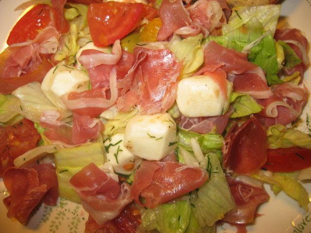 Reseptikuva: Salatti matkamuistona 2