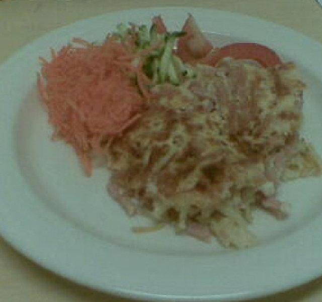 Reseptikuva: Nokipojan spaghetti 1