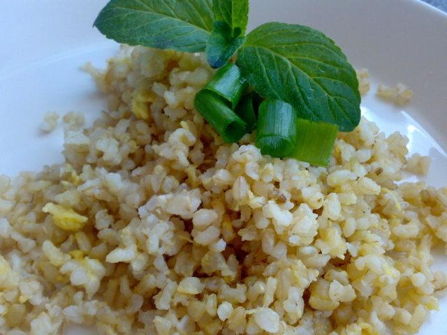 Reseptikuva: Paistettu riisi (kiinalainen keittiö) 1