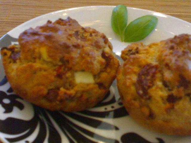 Reseptikuva: Välimeren muffinssit 1