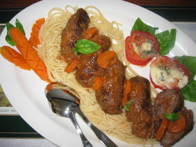 Reseptikuva: Italialaiset lihakääryleet 1