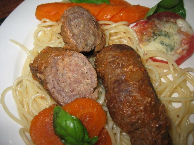 Reseptikuva: Italialaiset lihakääryleet 2