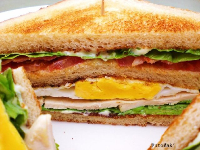 Reseptikuva: Club Sandwich 5