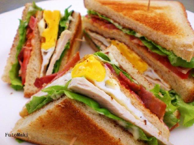 Reseptikuva: Club Sandwich 4
