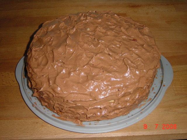 Suklainen raitakakku 1