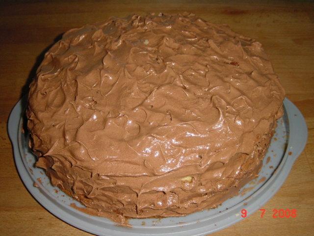 Suklainen raitakakku 2