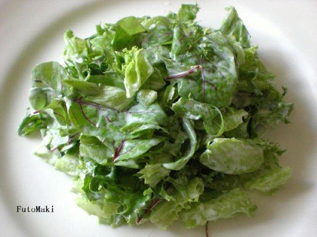 Reseptikuva: Kesäinen Katkarapusalaatti 2
