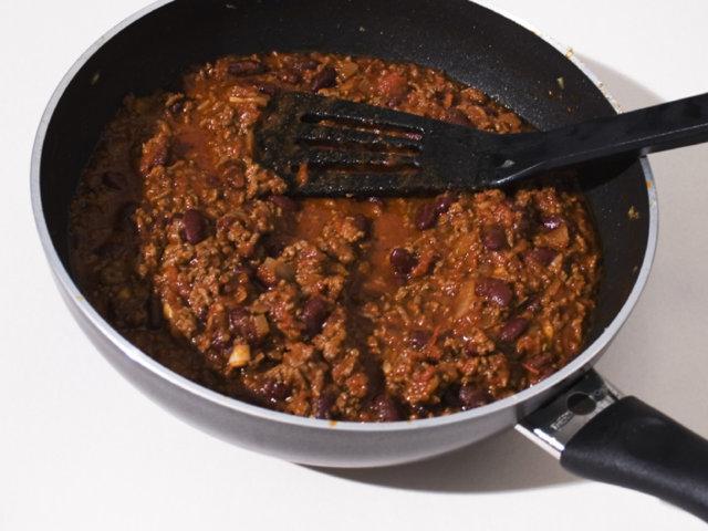 Reseptikuva: Tomaattinen jauhelihakastike 1