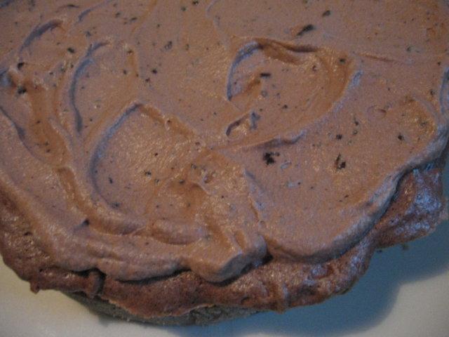 Muhkea Suklaakakku 13