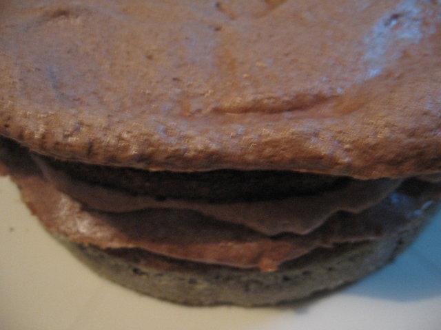 Muhkea Suklaakakku 14