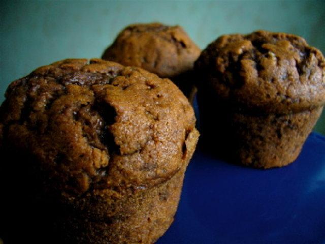 choco muffins / suklaamuffinit