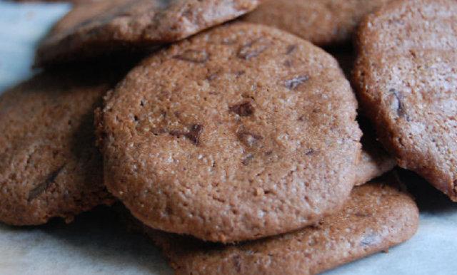 Suklaa cookiet 1