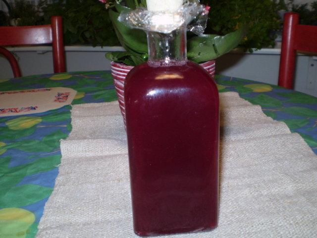 Tuoremehu punaisista viinimarjoista 2