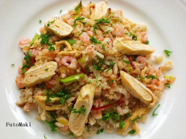 My Katkarapu - Fried Rice 7