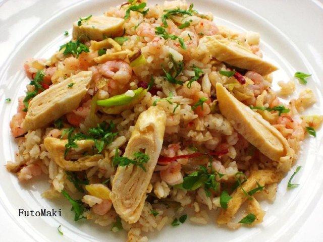My Katkarapu - Fried Rice 1