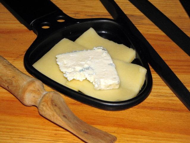 Raclette Paahtopaistista 4