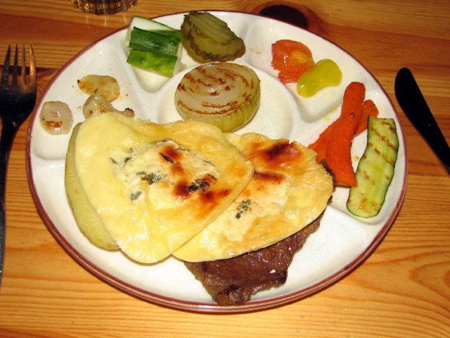 Raclette Paahtopaistista 7