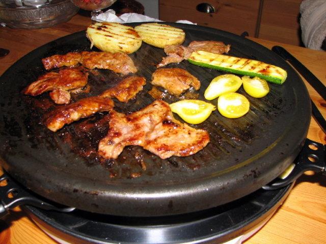 Raclette Paahtopaistista 8