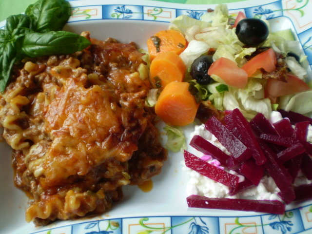 Reseptikuva: Pika-Lasagnette (22.9.08) 5