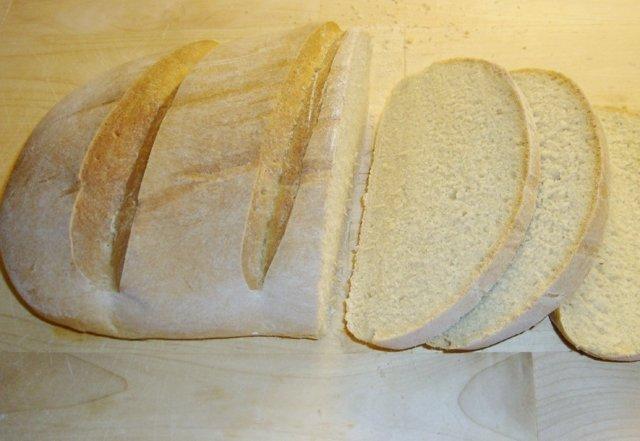 Maalaisleipä taikinajuurella 2