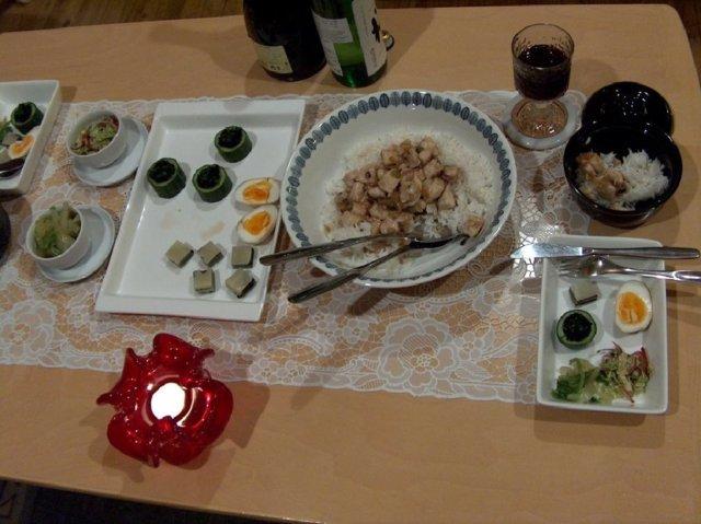 romanttinen illallinen resepti kuusamo
