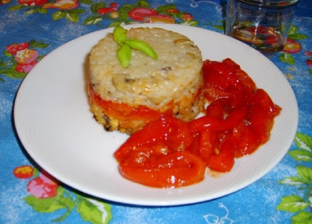 Reseptikuva: Tortine di riso 1