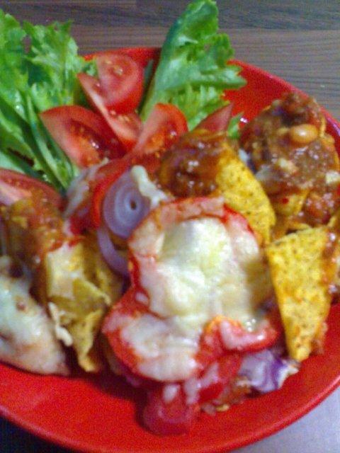 Reseptikuva: Hotti soijasalsa nachoille 1