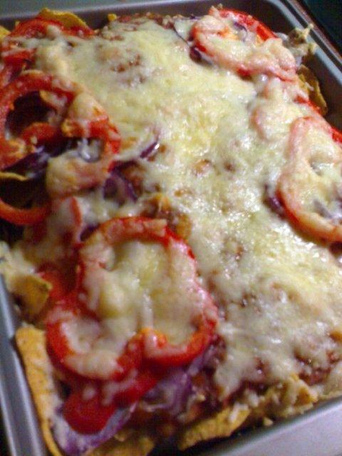 Reseptikuva: Hotti soijasalsa nachoille 2