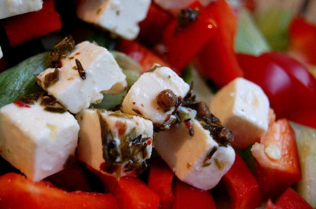 TexMex Salaatti, mieto