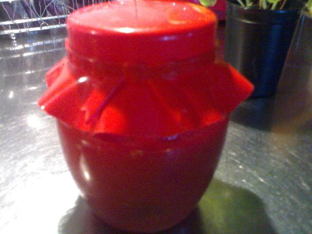 Tulinen tomaattisose 1