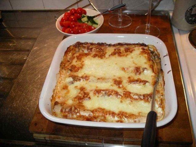 Enchilada jauhelihasta