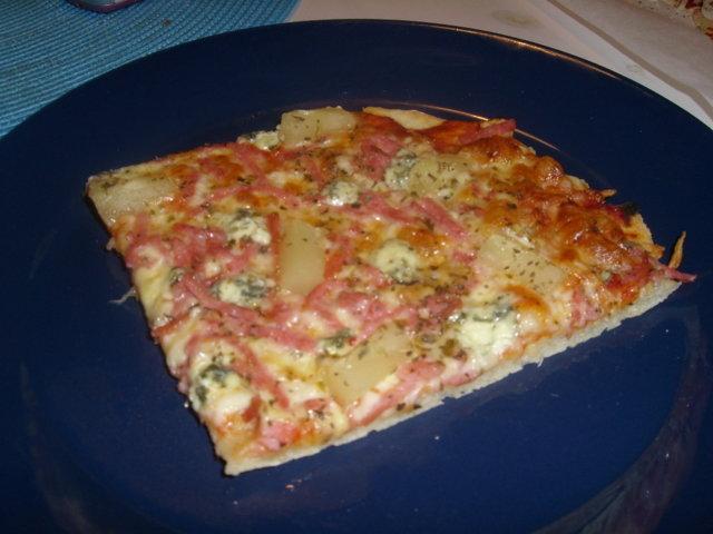 Reseptikuva: Pizzapohja 1