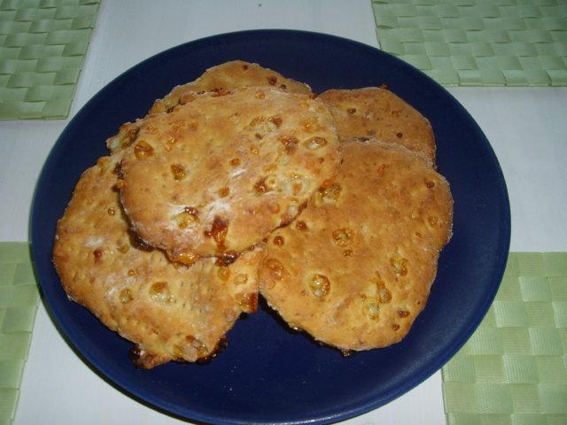 Reseptikuva: Raejuustoinen teeleipä 1