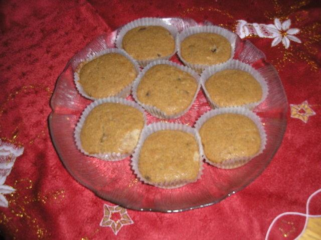 Jouluset muffinssit.n.20kpl 1