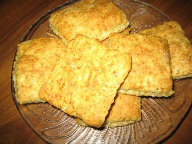 Nokkos- juustokeksit