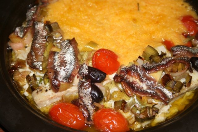 Välimeren uunikala 1