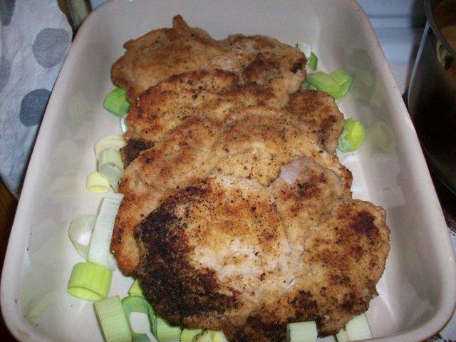 Reseptikuva: Leivitetyt Porsaankyljykset Uunissa 1