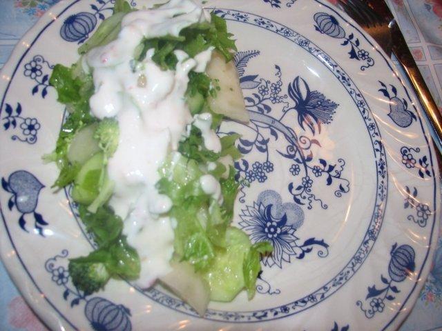 Vihreä salaatti 1