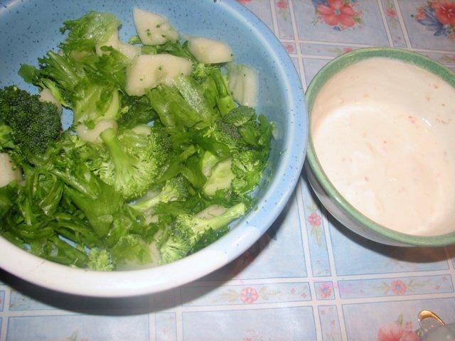 Vihreä salaatti 2