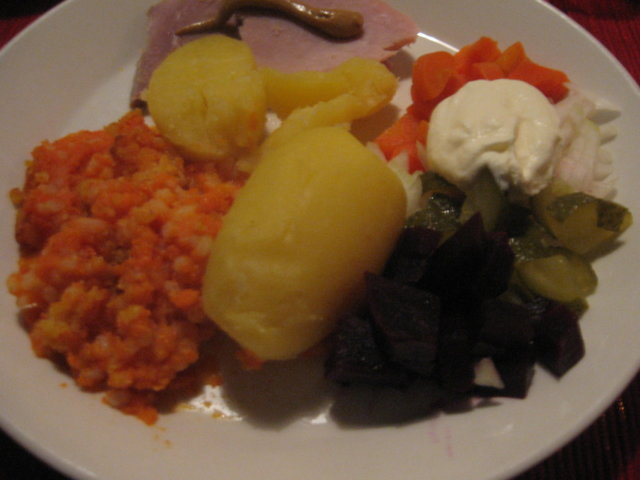 Perinteinen porkkanalaatikko 8